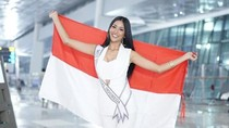 Potret Cantik Wilda Situngkir yang Jadi Runner Up 3 di Miss Supranational