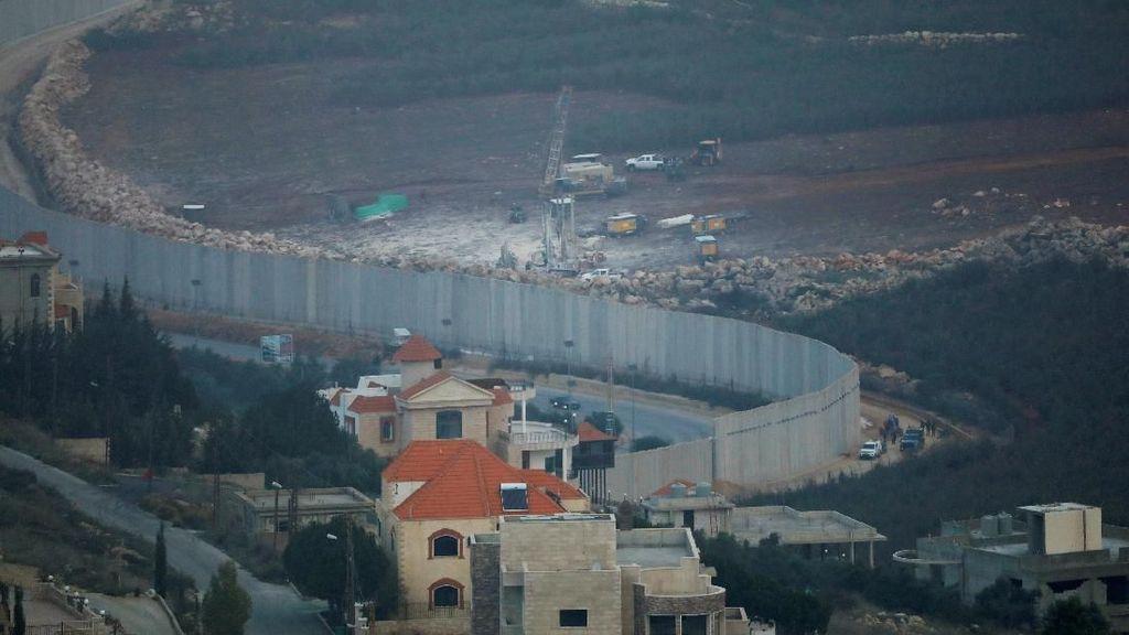 Militer Israel Tembaki Aktivis Hizbullah di Perbatasan Lebanon