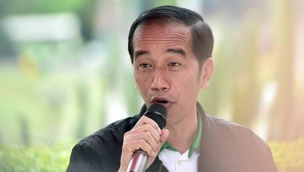 Jokowi Resmikan 5 Bandara Baru di 2019