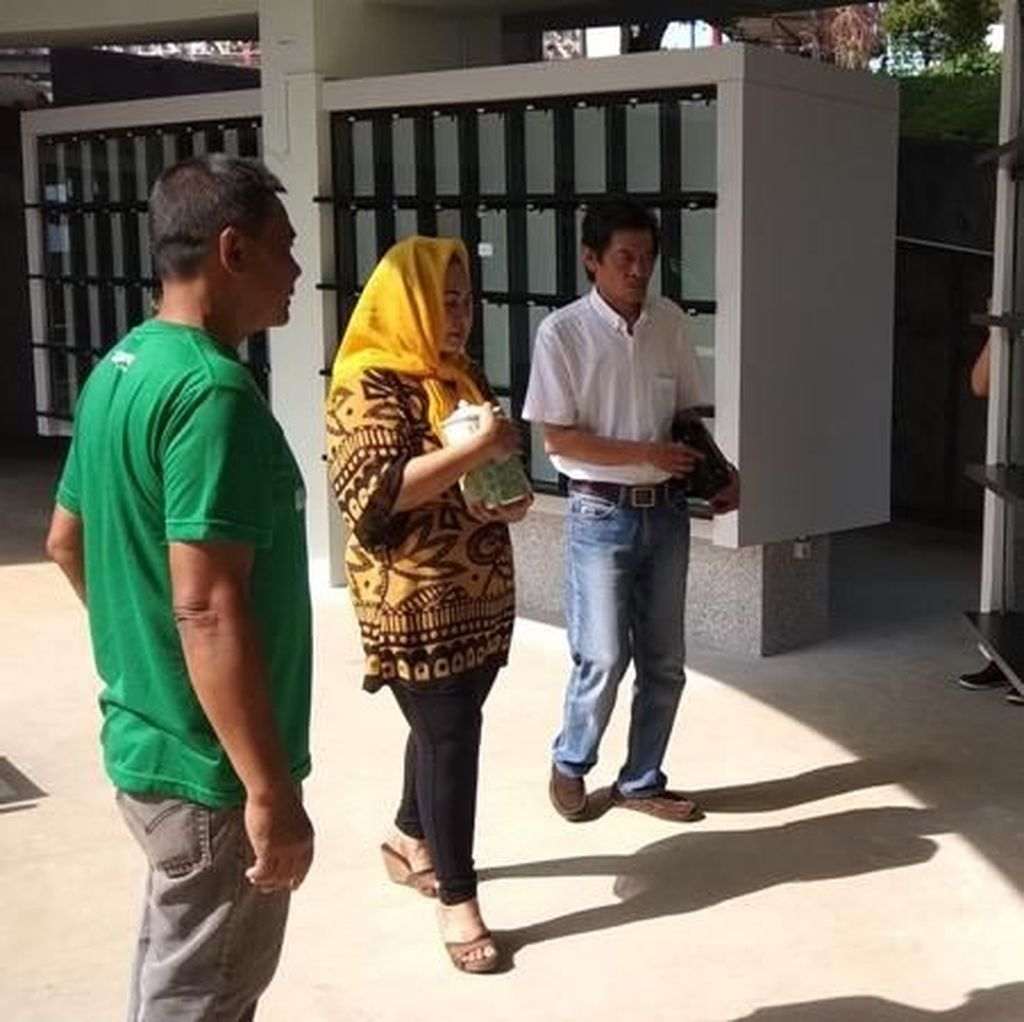 Keluarga Telah Ambil Abu Jasad NH Dini