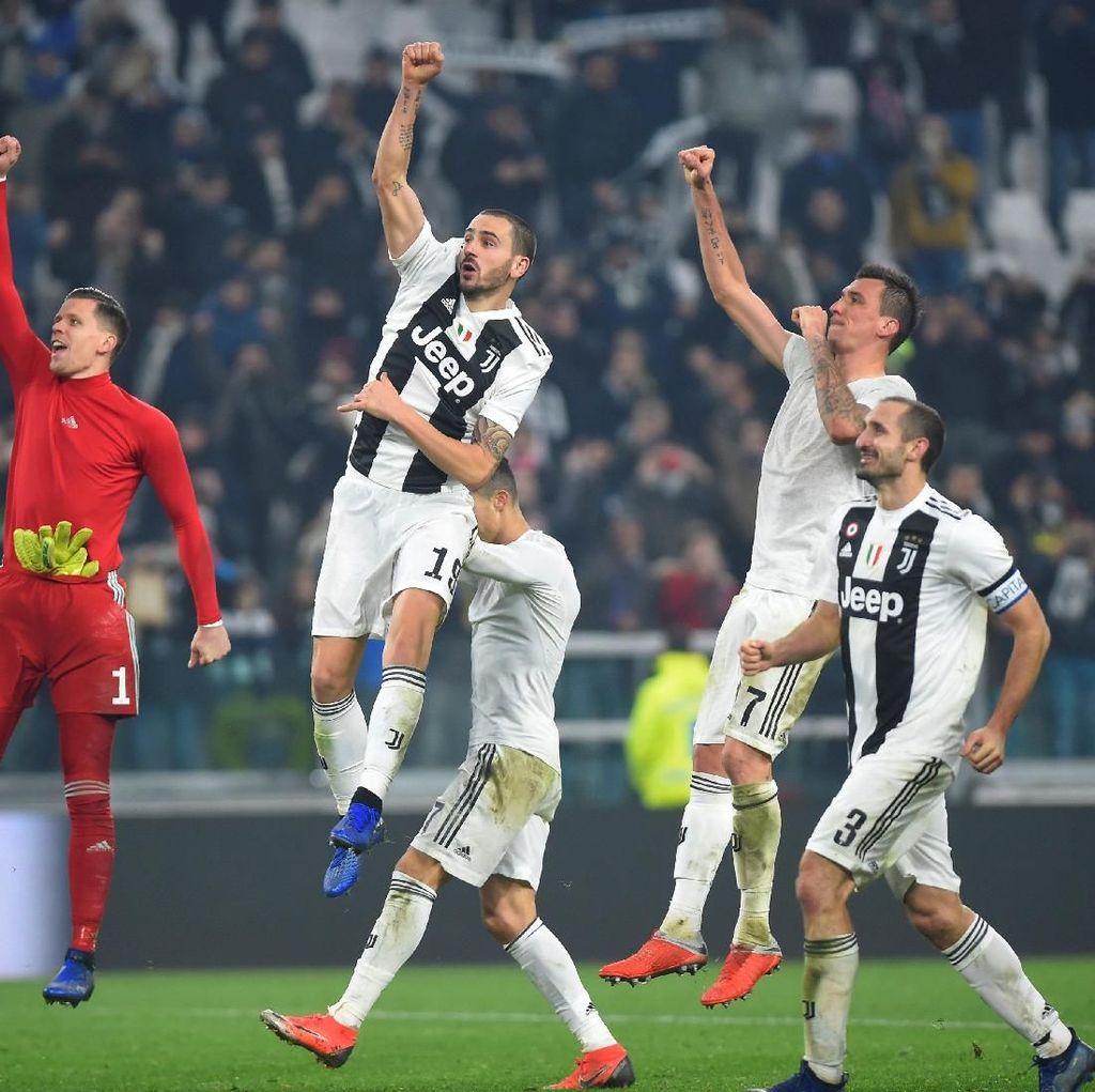 Cannavaro Jagokan Juventus dan City ke Final Liga Champions