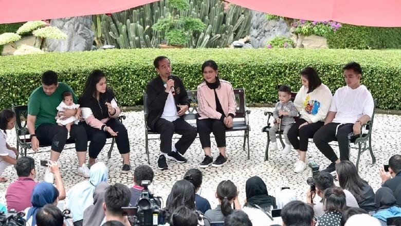 Fadli Sindir Foto Keluarga Jokowi, TKN: Apa karena Capresnya Tak Punya?