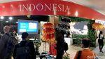Menteri Susi Jadi Petugas Dadakan Paviliun Indonesia di COP24