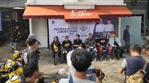 Komunitas Motor Ini Siap Menangkan Jokowi-Maruf