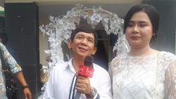 Segera Nikahi Cewek 32 Tahun Lebih Muda, Pelawak Ginanjar Semringah