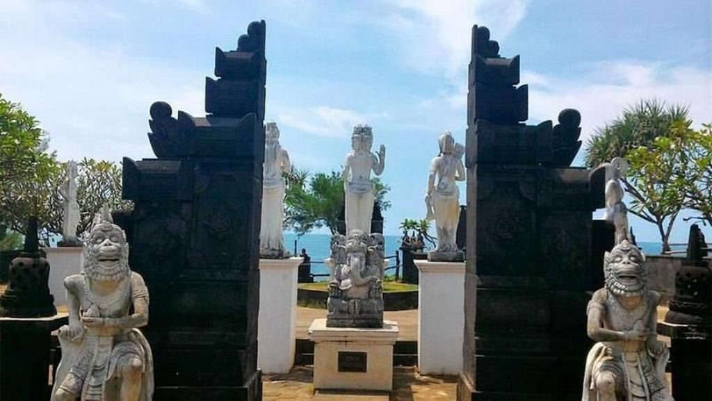 Pantai Ngobaran, Gunungkidul Rasa Bali
