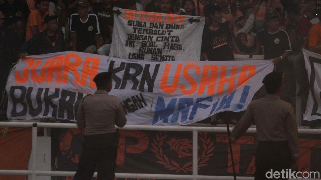 Usai Jadi Juara Liga 1, Persija Jakarta: Terima Kasih, Pak Polisi