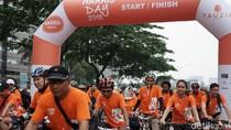 6.000 Pesepeda Meriahkan Harris Day Fun Bike di 6 Kota