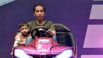 Jan Ethes yang Nggak Mau Diam dan Nempel Terus dengan Mbah Jokowi