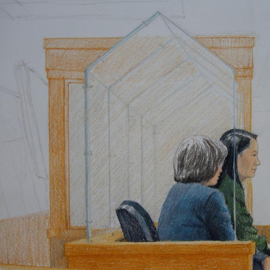 Bos Huawei Minta Dibebaskan Karena Kena Penyakit