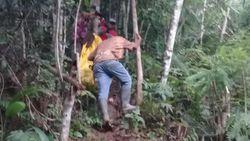 Tengkorak Nenek Imoh Ditemukan di Gunung Sawal Ciamis