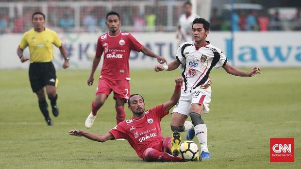 Persija menurunkan pemain yang tidak tampil melawan Mitra Kukar saat hadapi Bogor FC di Piala Indonesia.