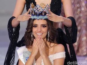 Ini Trik Menang Jadi Ratu Kecantikan dari Miss World 2018 Vanessa Ponce
