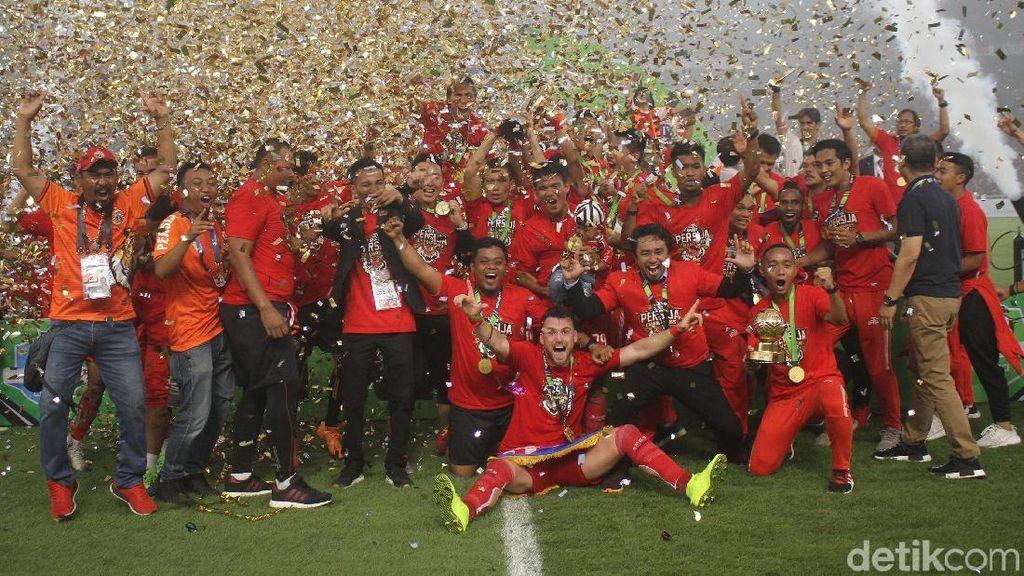 Liga 1 2019 Dimulai Setelah Pilpres, Ini Respons Persija