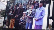 Jokowi Terima Naskah Strategi Kebudayaan dari Para Budayawan