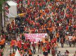 Dishub DKI Siagakan 300 Petugas Atur Lalin Pawai Persija Besok
