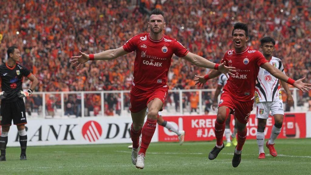 Babak I: Persija Ungguli Mitra Kukar 1-0, PSM Pesta Gol
