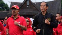 Jokowi soal Survei Litbang Kompas: Jadi Memacu Kerja Lebih Baik