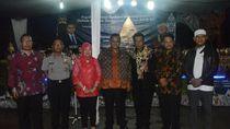 Dalam Pagelaran Wayang Sunda, Cepot Ikut Sosialisasi Empat Pilar