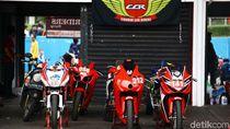 Mengintip Persiapan Balapan CBR Race Day di Sentul
