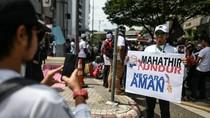 Aksi 812 di Malaysia Ditunggangi Oposisi, Begini Petanya
