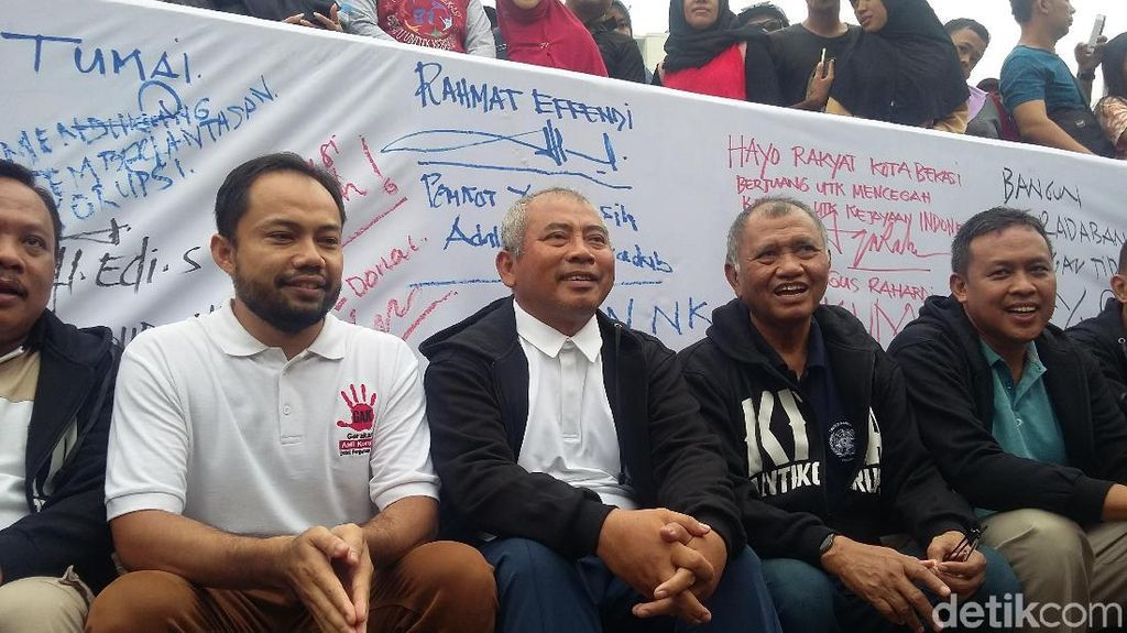 Peringati Hari Anti Korupsi, KPK Minta Pemkot Bekasi Transparan