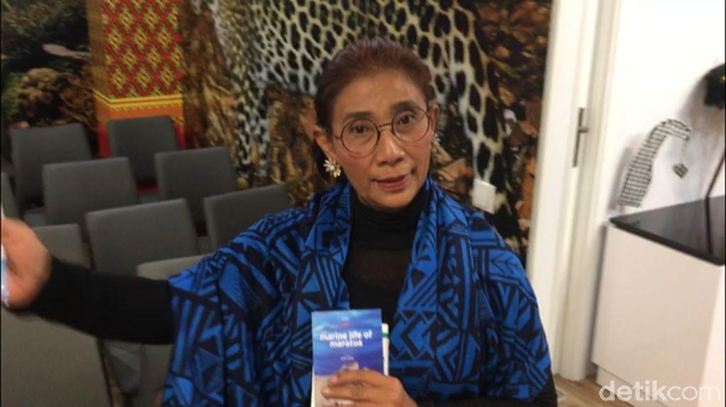 Paviliun Indonesia Kosong Melompong, Susi: Saya Saja yang Jaga