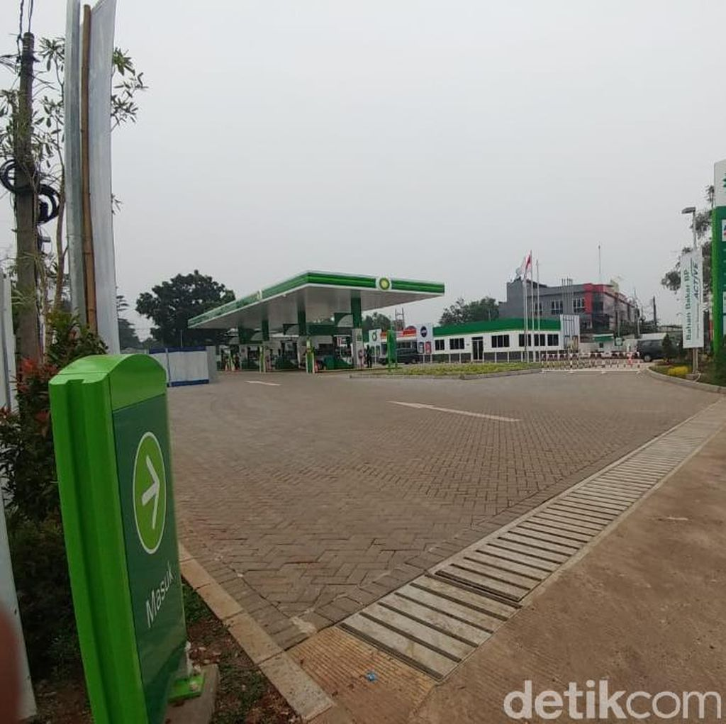 Alasan SPBU BP Buka di Indonesia