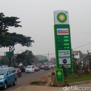 SPBU BP, Si Hijau Pesaing Baru Pertamina