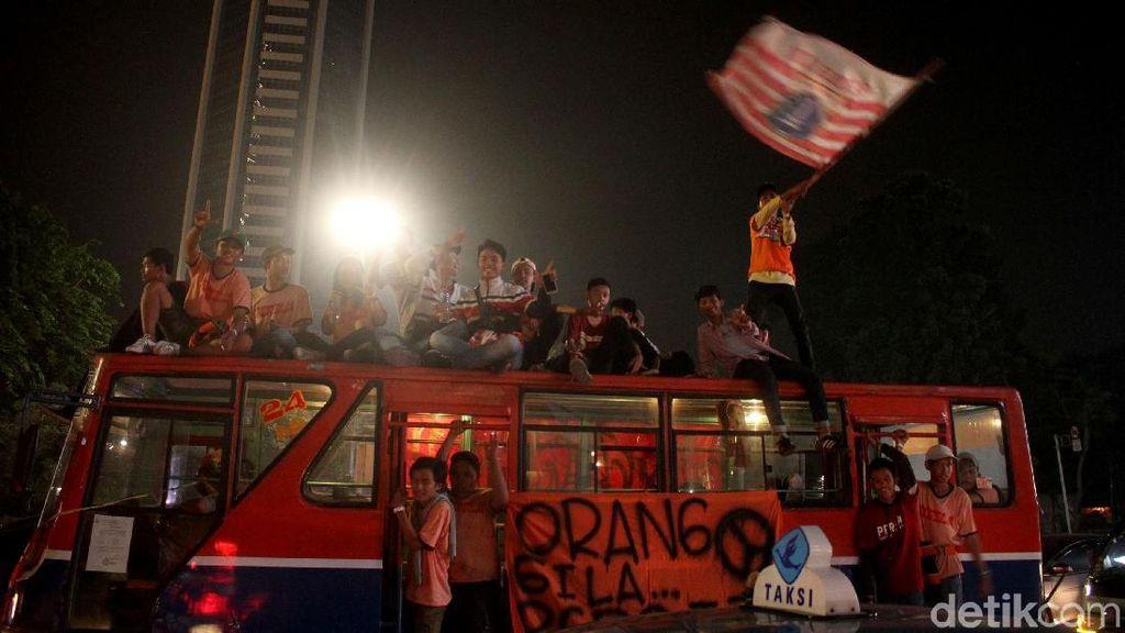 Ferry Minta The Jak Tahan Diri, Dukung Satgas Berantas Match Fixing