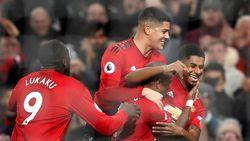 Akhiri Puasa Kemenangan, Manchester United Hajar Fulham 4-1