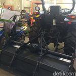 Berapa Biaya Bikin Traktor Hantu?
