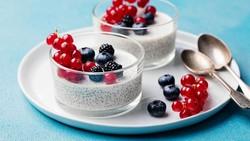 Cara Nikmat Konsumsi Chia Seeds untuk Penuhi Nutrisi Sehari-hari