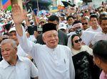 Najib Razak Kembali Ditangkap Usai Aksi 812 di Malaysia
