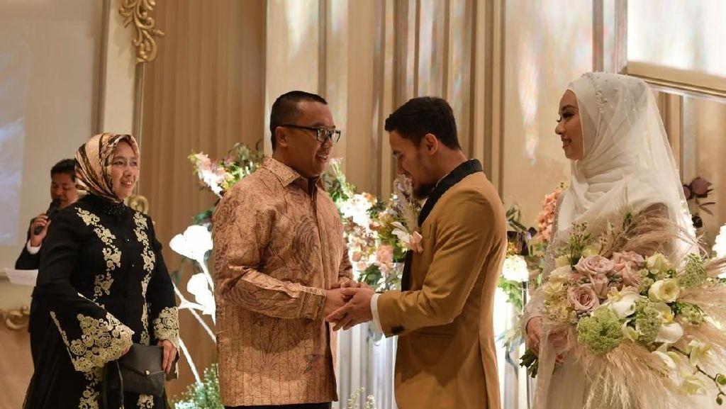 Hulaefi dan Lindswell Menikah, Ini Harapan Menpora Imam Nahrawi