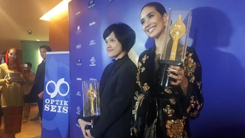 Menang Piala Citra 2018, Marsha Timothy: Marlina Karakter yang Paling Berkesan