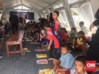 CT Corp Bangun Sekolah dan Rumah Ibadah di Lokasi Gempa Palu