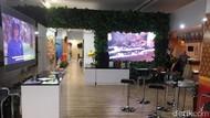 Libur, Paviliun Indonesia di COP24 Polandia Kosong di Akhir Pekan
