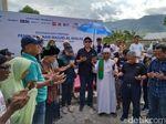 9 Sekolah-3 Masjid Dibangun, Terus Bantu Sulteng Lewat Dompet Amal Transmedia