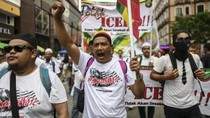 Ada Anak-anak Ikut, Penyelenggara Aksi 812 Dipanggil Polisi Malaysia