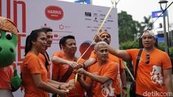 Harris Hotels menggelar acara Harris Day Fun Bike yang berlangsung secara serentak di 6 kota besar di Indonesia. Total sekitar 6.000 pesepeda turut berpesta.