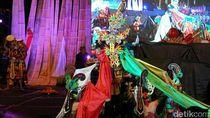 Mengintip Kemeriahan Budaya Berbagai Suku di Festival Kuwung