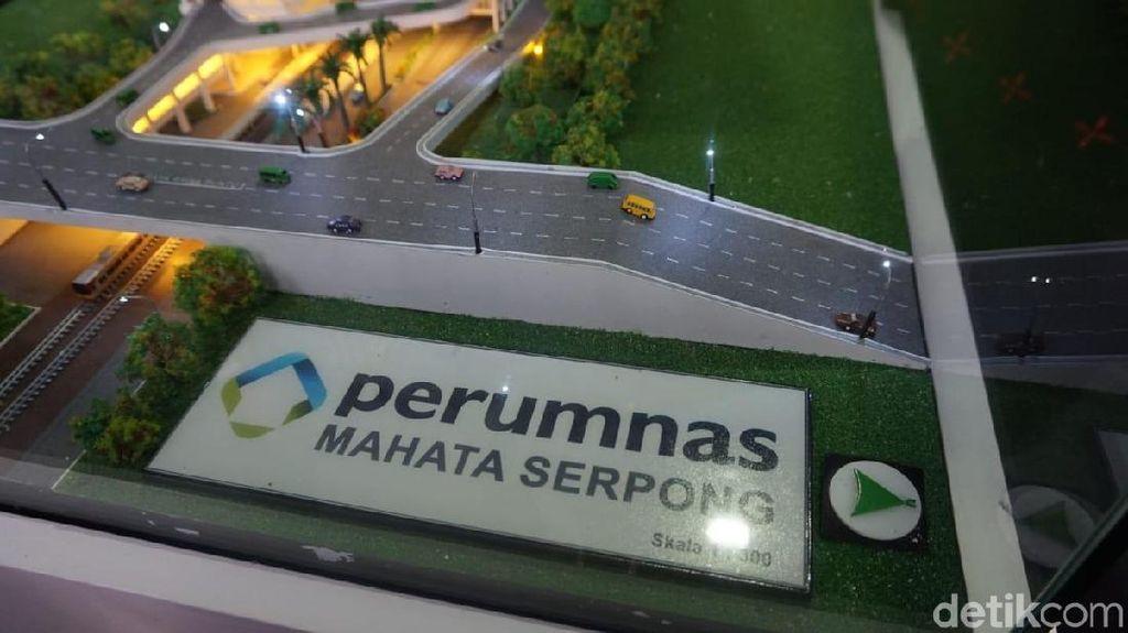 Rumah Nempel Stasiun di Rawa Buntu Dijual Mulai Rp 250 Jutaan