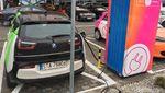 Deretan Mobil Listrik Warna-warni di COP24