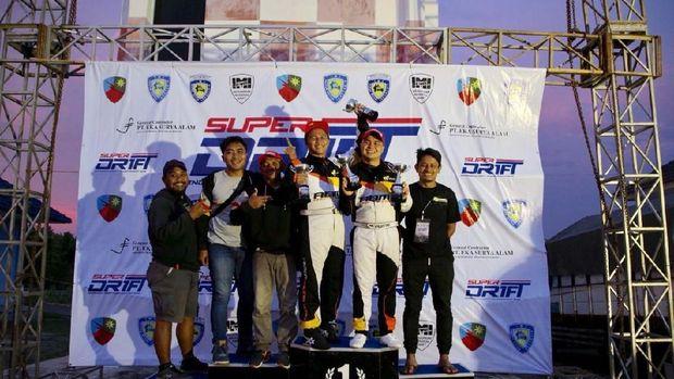 ABM Motorsport Juara Umum di Kejurnas Super Drift 2018