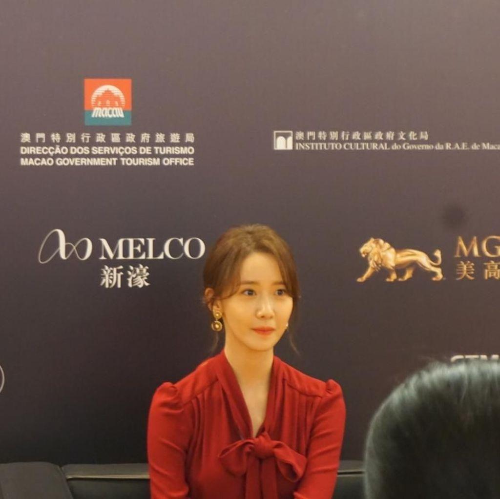 Hadiri Festival Film Macau, YoonA SNSD Siap Go International