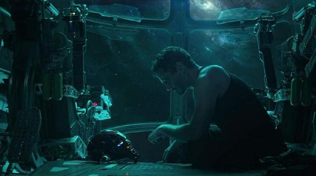 Tony Stark Terjebak di Luar Angkasa, NASA Pun Turun Tangan