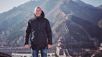 Potret Zinedine Zidane Liburan di Negeri Tirai Bambu