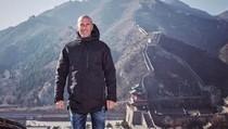 Zinedine Zidane dan Keindahan China