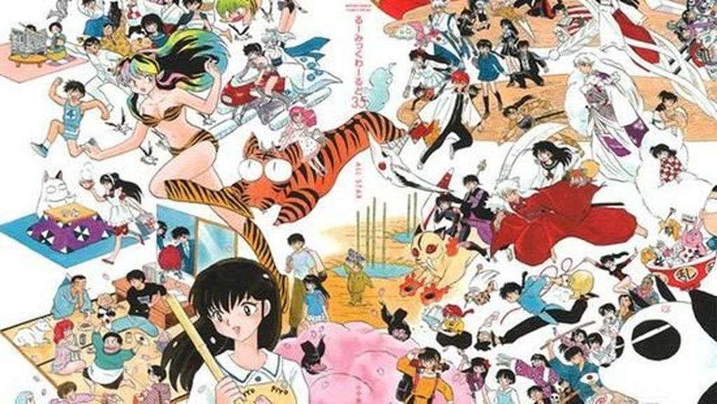 Maret 2019, Komikus Inuyasha Bakal Rilis Manga Terbaru